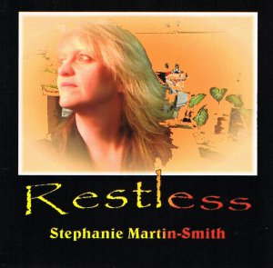 Stephanie CD cover