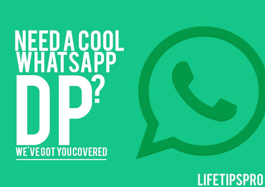 Best whatsapp profile picture or DP For Free Download