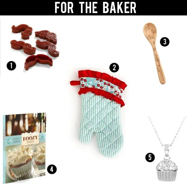 gifts for baker