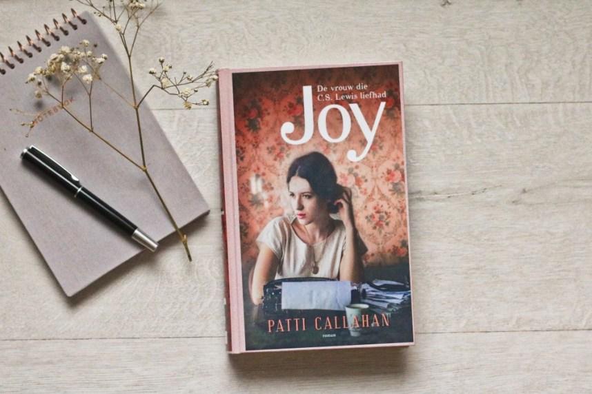 boekrecensie, recensie, boek, lezen, review, boeken, joy, kokboekencentrum, cslewis, lifewithanchors