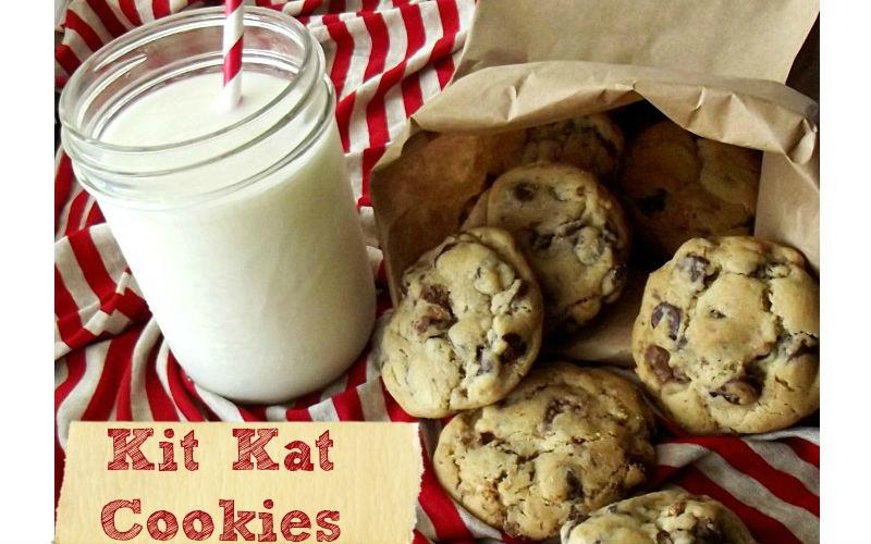Kit-Kat Cookies