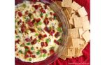 Cheesy Swiss and Bacon Dip