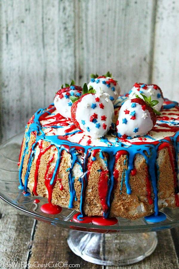 Fourth of July Desserts. These red, white, and blue festive Patriotic Recipes are perfect to celebrate Independence Day.