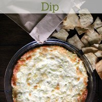 Hot Artichoke Dip with KRAFT Mayo