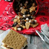 S'mores Trail Mix #LetsMakeSmores #CollectiveBias