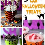 Spooky Lab Halloween Treats