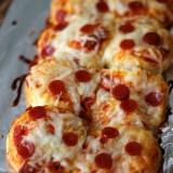 Biscuit Pizzas
