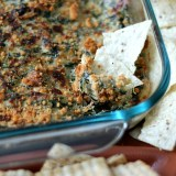 Spinach Bacon Dip