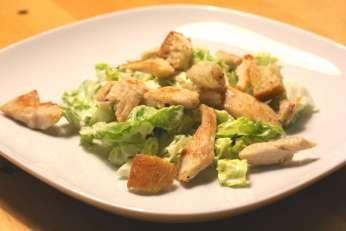 Caesars-Salat