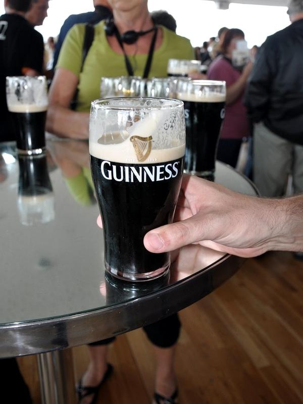 Roteiro Etílico - Cervejarias - Guinness
