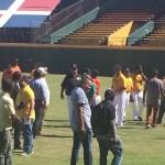 FOTOS – 1er Dia De Entrenamientos De Las Aguilas Cibaeñas