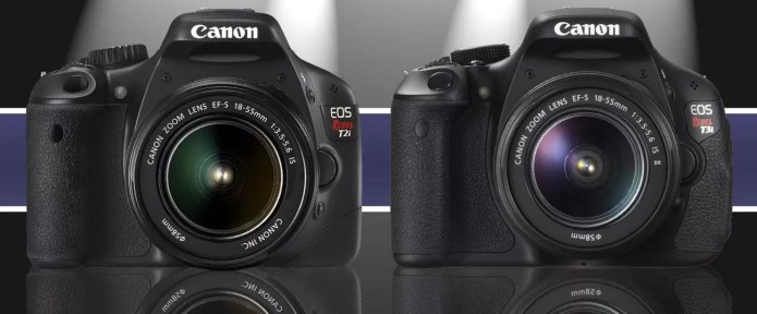 Canon T2i vs T3i Comparison