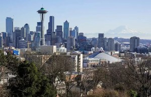 Download The Seattle Skyline Example Images