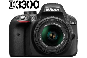More CES Announcements: Nikon D3300, Nikon D4s