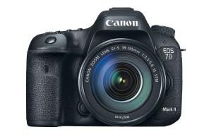 Canon Announces the EOS 7D Mark II, 3 New Lenses