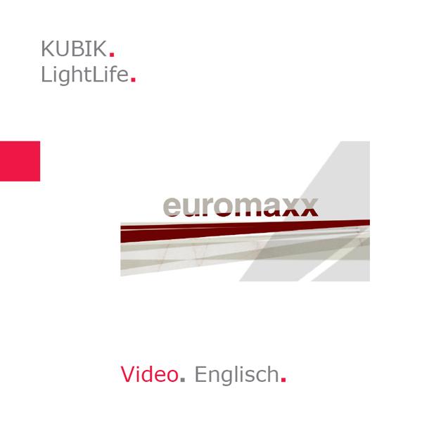 Euromaxx (Englisch) vom 18.06.2007 mit KUBIK und LightLife