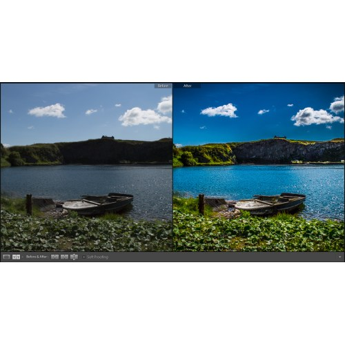 Medium Crop Of Lightroom Before And After