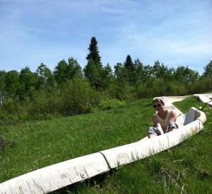 Me on the slide