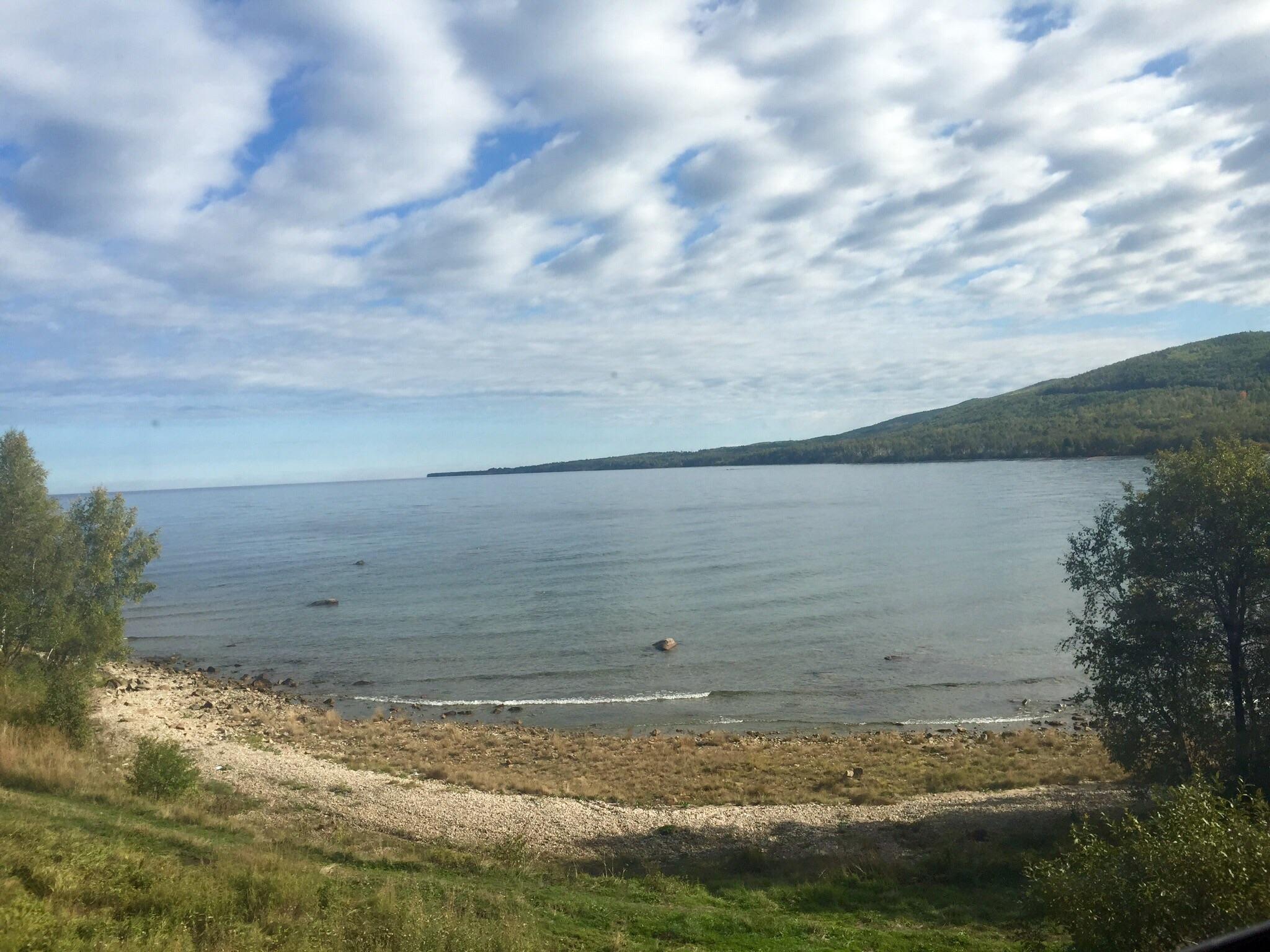 We have arrived at Lake Baikal