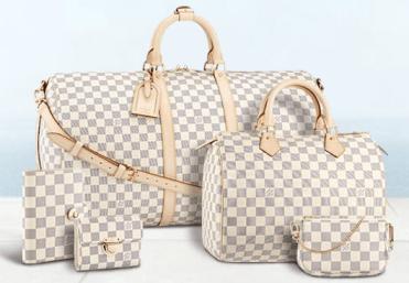Damier bags