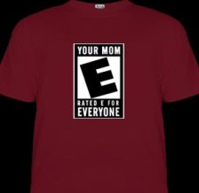 Mom Rated E