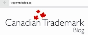 Canadian Trademark Blog