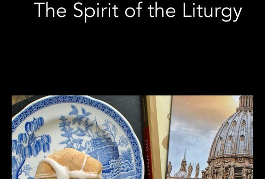 Truth is the Soul of Beauty ~ The Spirit of the Liturgy: A Lenten Book Club