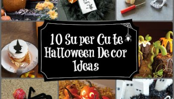 fall favorites friday 2 10 super cute halloween ideas - When To Decorate For Halloween