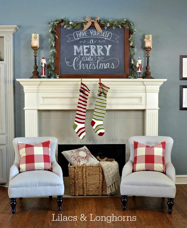 Christmas mantel 2014_v2