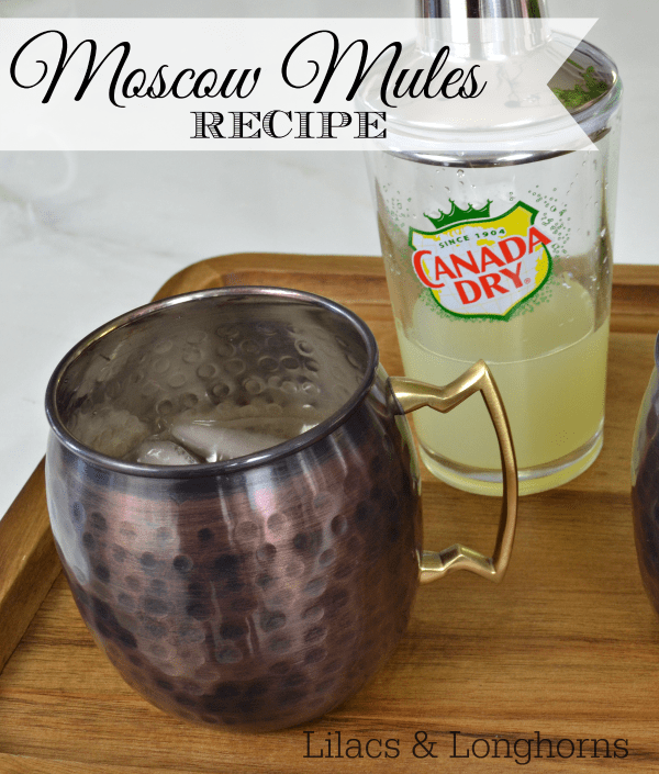 Moscow Mules Recipe and a Free Offer