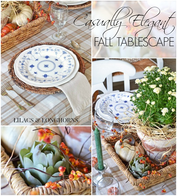 casually-elegant-fall-tablescape-lilacs-and-longhorns