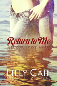 cover of Return to Me by Lilly Cain a paranormal erotic romance novella