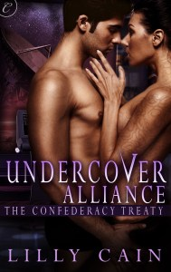 Cover for Undercover Alliance