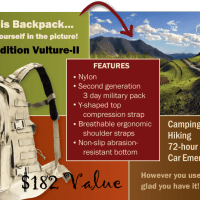 Maxpedition Vulture II Backpack Givewaway