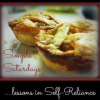 Simple Saturdays Blog Hop #71