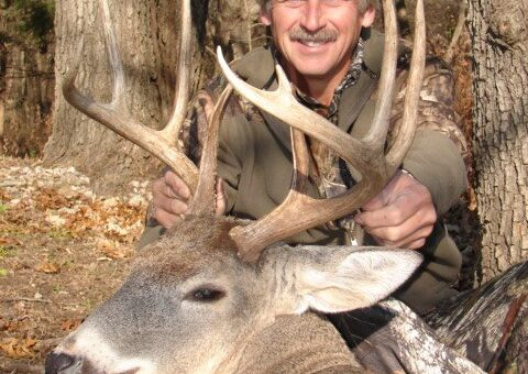 Archery deer hunting Kansas (4)