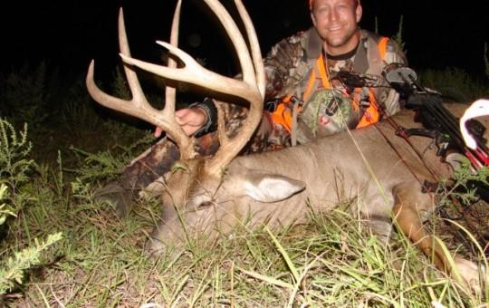 Archery deer hunting Kansas (5)