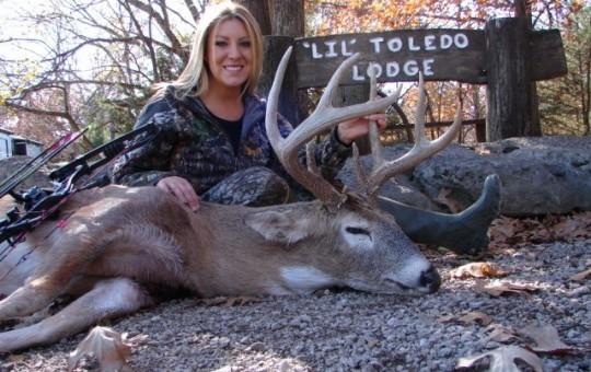 Archery deer hunting Kansas (6)