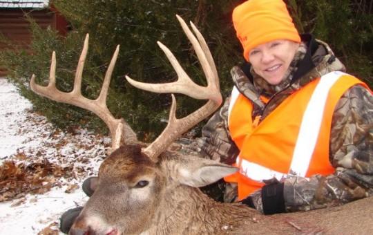 Rifle Whitetail Deer Hunting (5)