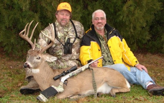 Rifle Whitetail Deer Hunting (6)