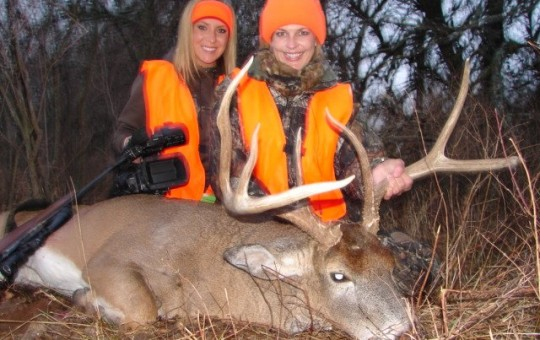 Rifle Whitetail Deer Hunting (9)