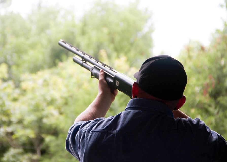 Shooting Range Kansas
