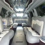 Escalade Interior Limo in CT image