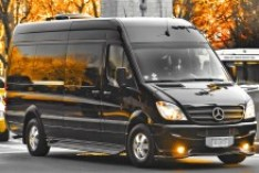 10 passenger airport transportation including luggage in a sprinter van TF Green/Providence (PVD) Teterboro Airport (TEB) Hartford-Brainard Airport (HFD) photo