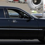 Limo CT at airport image