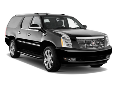 6 and 7 passenger cadillac escalade suv's or chevrolet suburban SUV for airport service, meetings, anniversaries, weddings, funerals picture