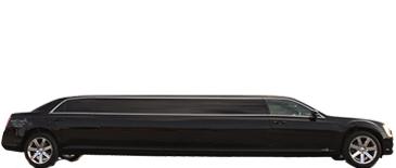 8 & 9 passenger stretch sedan limo company photo