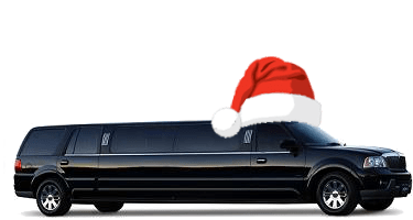 Orange County Limo Specials for Cyber Monday, Black Friday and Christmas