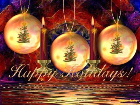 Merry Christmas, Happy Holidays, Orange County & LA Limo