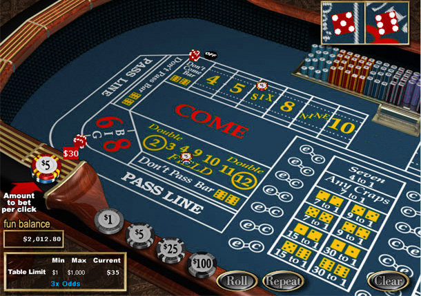 online casino wagering